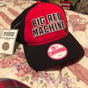 Victoria s Secret PINK Cincinnati Reds hat 9753c9e24c51